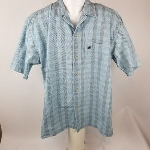 The North Face A5 series short sleeve button down